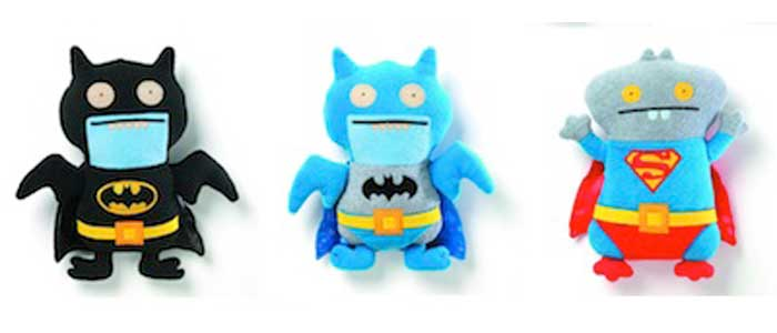 UglyDoll Teams With DC Comics